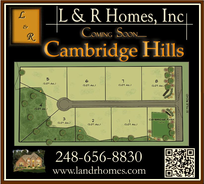 CambridgeHills- Plat