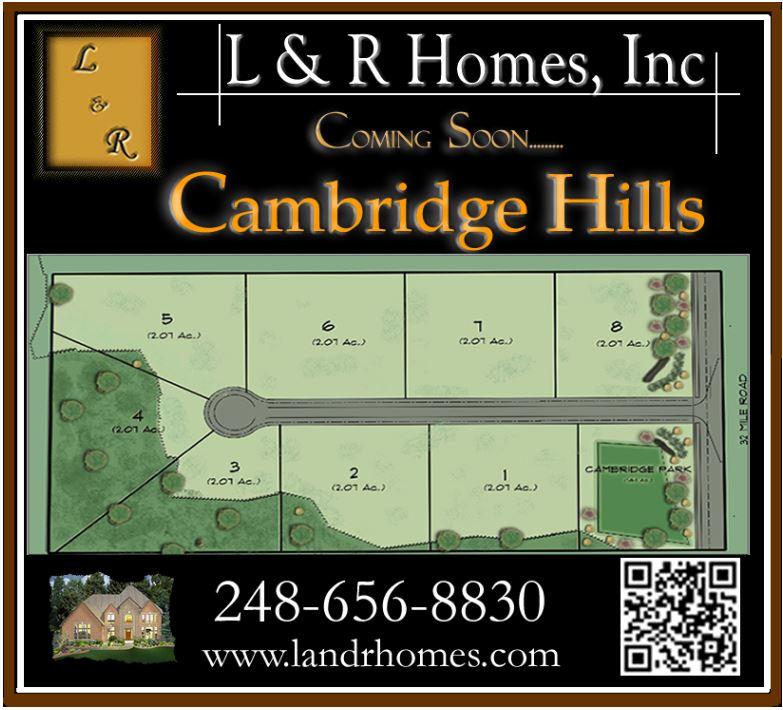 Cambridge Hills- Bruce Twp