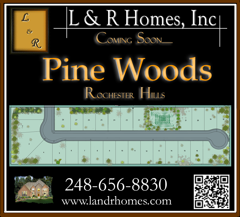 Pine Woods- Rochester Hills